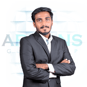 Asharaf Ali H Co-Founder Arisans Group