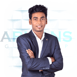 Issudheen Ameer Founder Arisans Group